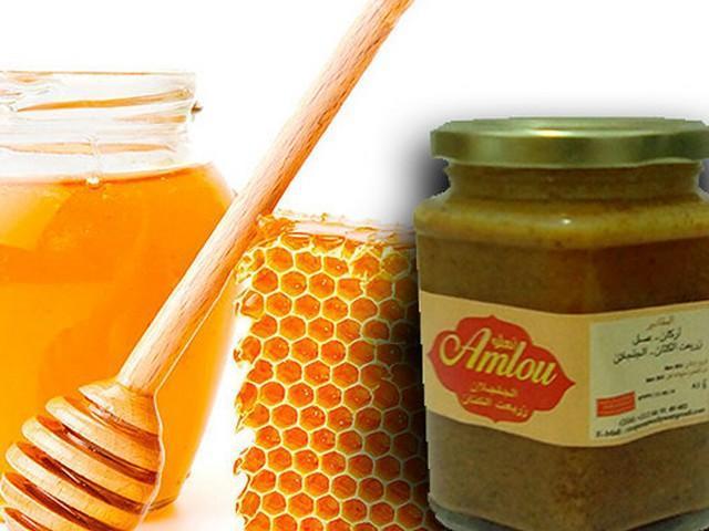 Amlou miel
