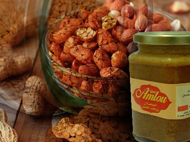 Amlou de Sésame et cacahuètes