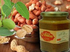 Amlou de Noyer et cacahuètes