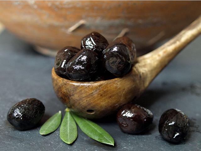 Olive noire façon Grèce entière BELDI