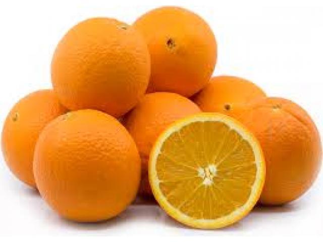 Excellent orange Navel origine Maroc.